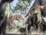 Dinozaury - prehistoryczne gady