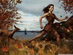Jessica biel as pocahontas  where dreams run free