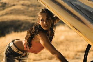 Obrazek: Megan Fox - transformers