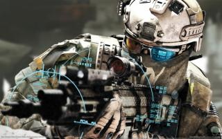 Obrazek: Tom Clancy Ghost Recon Future Soldier 1920x1200px