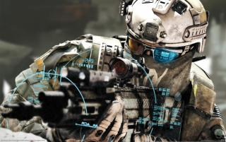 Obrazek: Tom Clancys Ghost Recon Future Soldier 2560x1600px