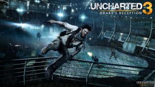 Obrazek: Uncharted 3 Drakes Deception 1920x1080px