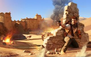 Obrazek: Uncharted 3 Drakes Deception 2560x1600px