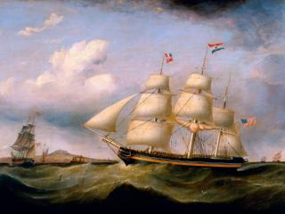 Obrazek: Hark Away, Attributed to Samuel Walters