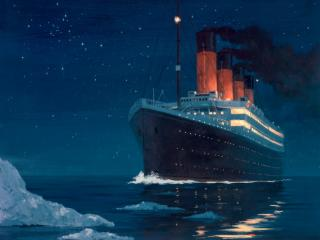 Obrazek: The Titanic, Gordon Johnson