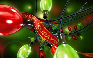 Obrazek: Happy holiday4
