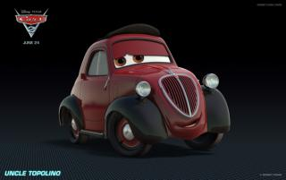 Obrazek: Auta II Cars 2 - Uncle