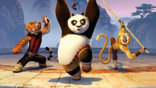 Obrazek: Kung fu panda 2 movie
