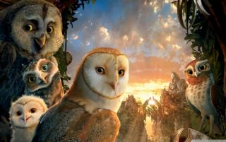 Obrazek: Legend of the guardians the owls of ga hoole 3