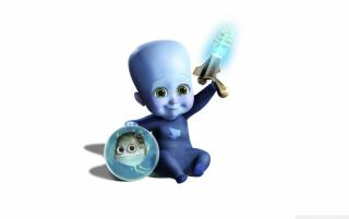 Obrazek: Megamind 2010 movie