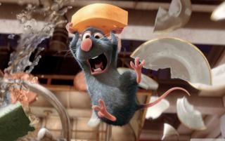 Obrazek: Ratatouille movie