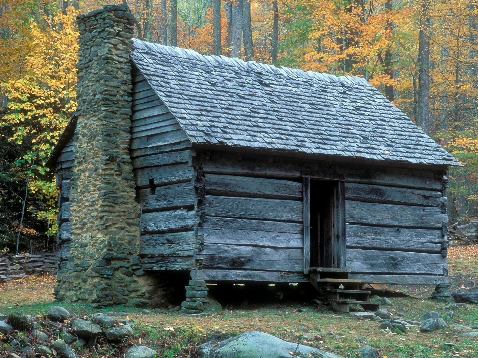 Hdmax restored cabin great smoky mountains national for Smoky mountain cottages