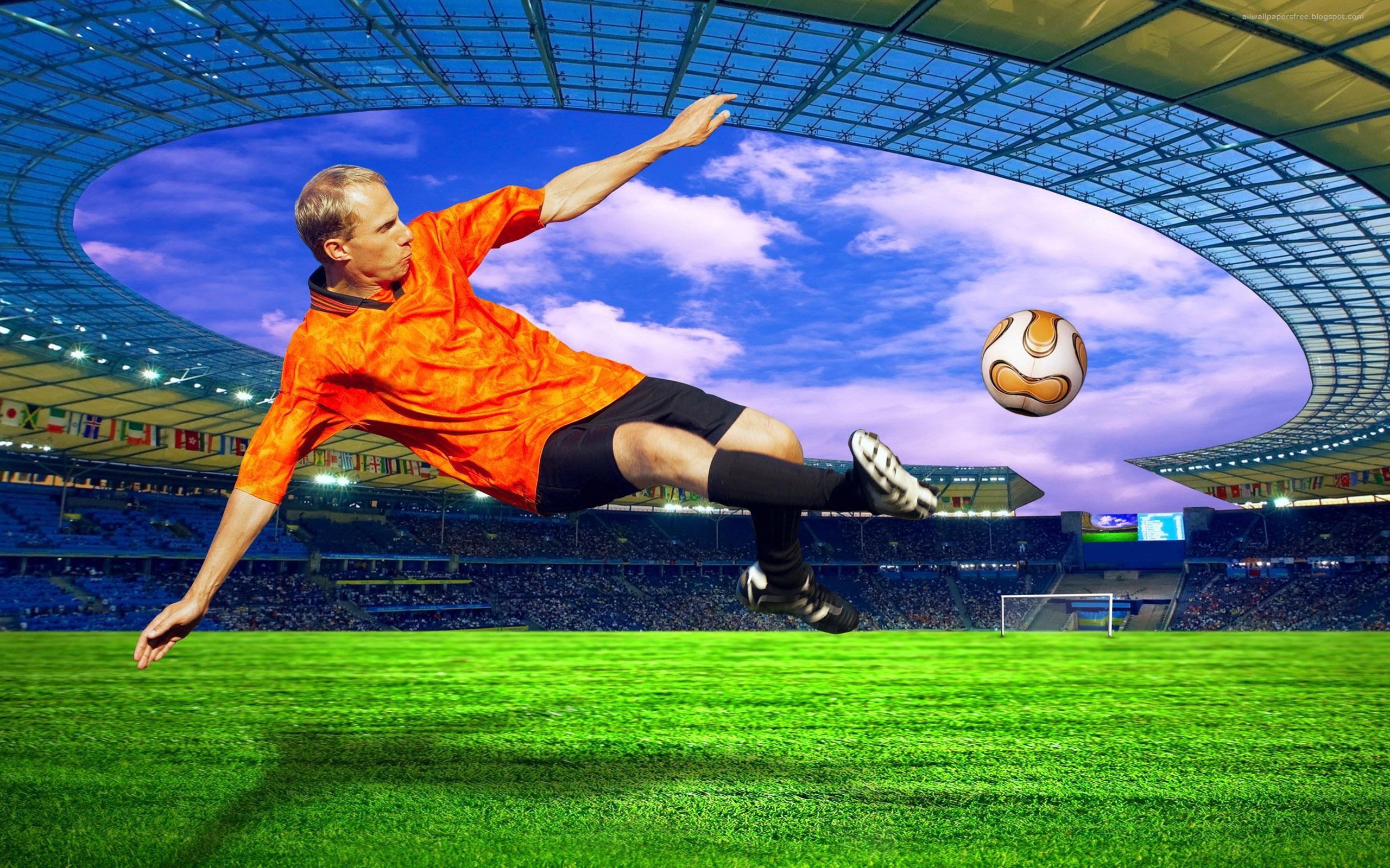 футбол 1 Wallpaper: Piłka Nożna » Tapety Sport HD