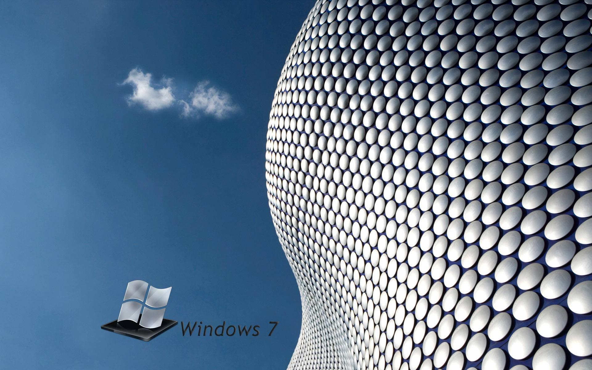 windows 7 wallpapers architecture: Owalnie » Tapety Systemy Operacyjne HD