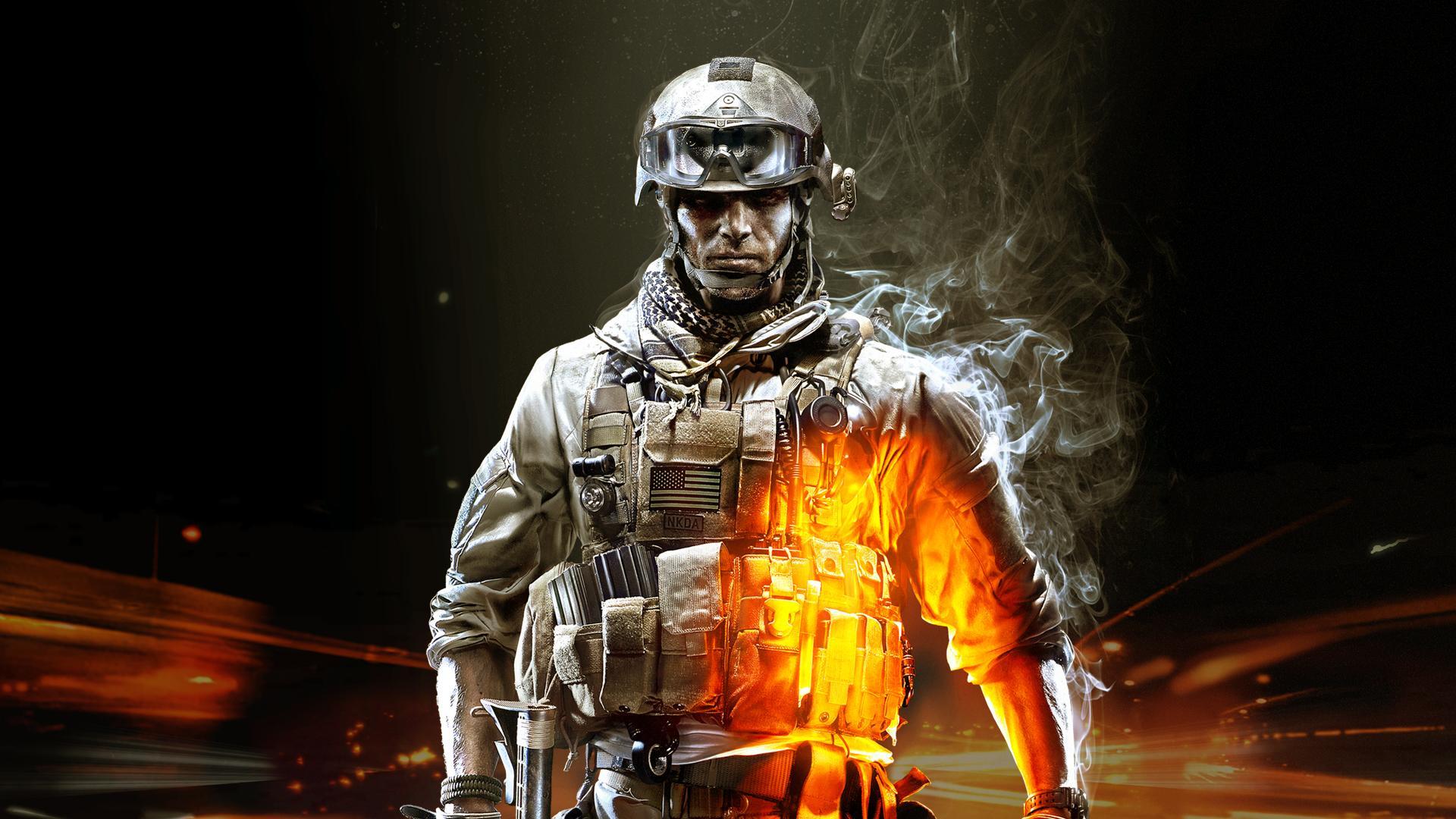 Battlefield 1 4k Ultra Tapeta Hd: Tapety Battlefield 3 HD » Tapety Gry HD